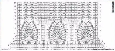 летний жилет ажурный женский схемы вязания
