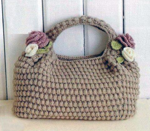 02688ab10a2e схема вязания сумки крючком