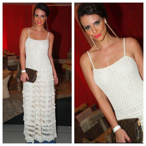 "Бразильская модница Alzira Vieira, сарафан ""Камилла"""