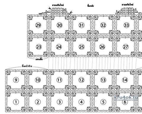 Болеро крючком Розы и Шоколад. Работа Alise Crochet вязание и схемы вязания