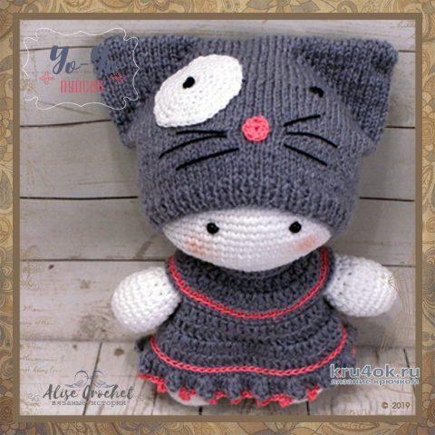 Пупсы Йо-Йо крючком. Работа Alise Crochet вязание и схемы вязания