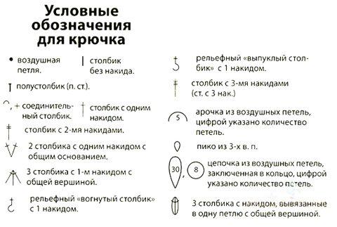 Оригинальная круглая салфетка крючком. Работа Надежды Борисовой
