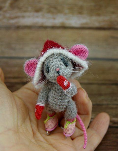 Маленький мышонок от Ирины Чернявской