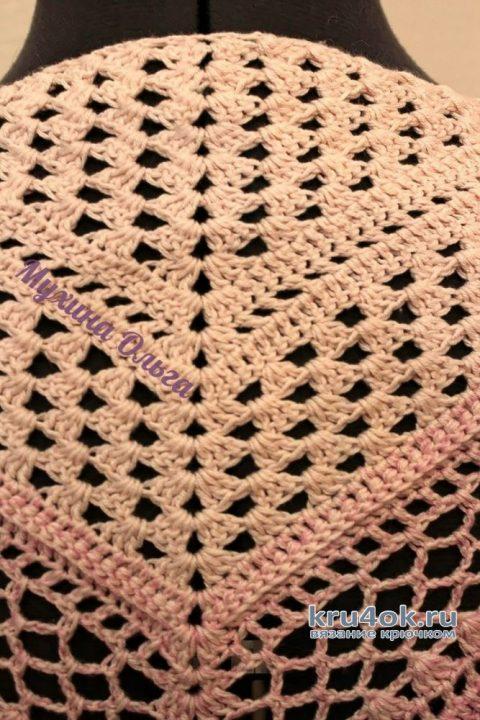 Бактус Сиринга крючком. Работа Мухиной Ольги вязание и схемы вязания