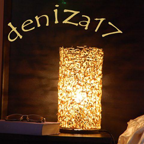 Симпатичный светильник из жидких гвоздей своими руками