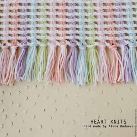 100 схем вязания сетки крючком 1