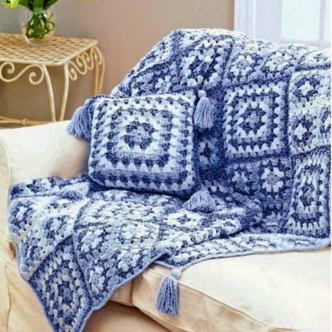 нежный чехол для подушки