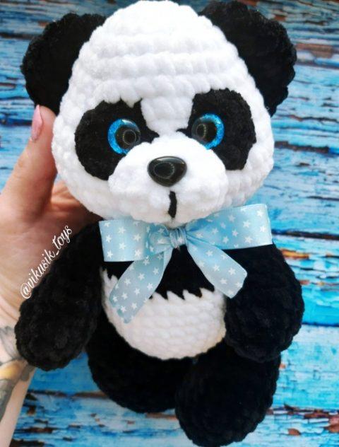 Панда и коала Любчик