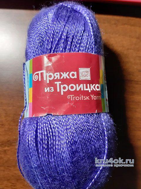 Женская туника крючком. Работа Еленка Обычные дела вязание и схемы вязания