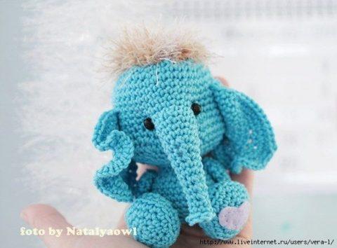 Слон крючком 0