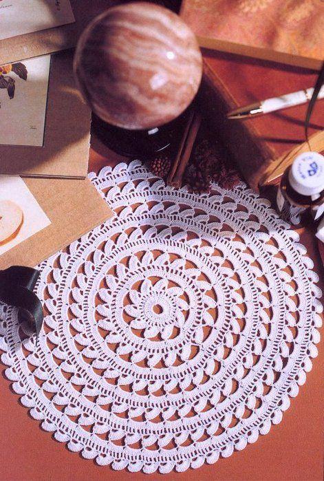Подборка схем для вязания беретов крючком 3