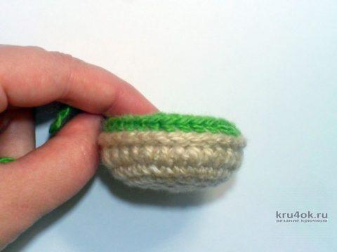 Как связать бургер крючком. Описание и видео-урок вязание и схемы вязания