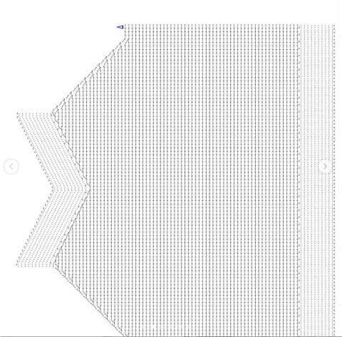 Схемы вязания топа крючком