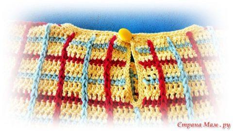 Хлопковый свитер для мальчика 3
