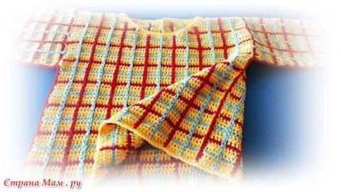 Хлопковый свитер для мальчика 4