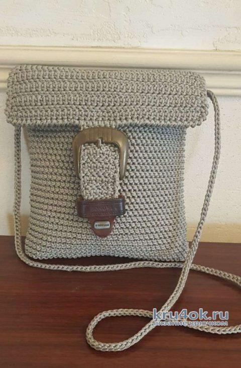 Вязанные крючком сумки. Работы Christina Dorhuso вязание и схемы вязания