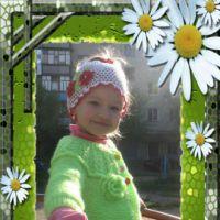 Шапочка под хвостик – работа Марины Милокумовой