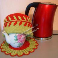 Грелка на заварочный чайник