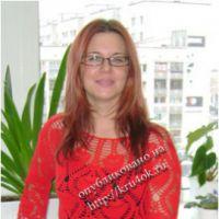 Красная кофта «Ананас»