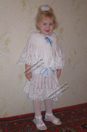 Новогодний костюм «Снежная королева»