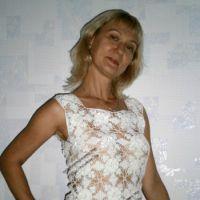 Белый топ из мотивов — работа Ольги