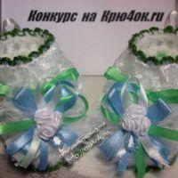 Пинетки «Неженки» - работа Евгении Кальченко