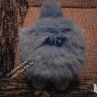 Меховой котенок — работа Ольги Клименковой