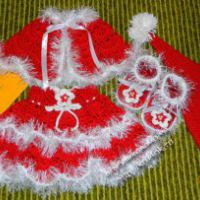Новогодний костюм — работа Юлии Самсоновой