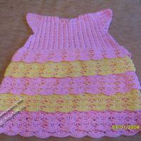 Детское платье – работа Натальи
