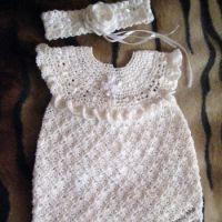 Платье «Пушинка» — работы Ирины