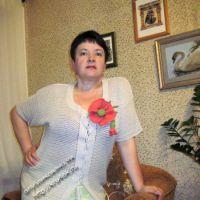 Вязаная кофточка — работа Галины Федоровны