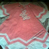 Детское платье «крылья бабочки»