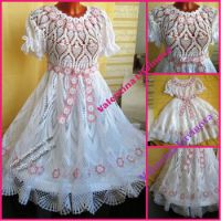 Платье на выпускной «Жемчужинка»