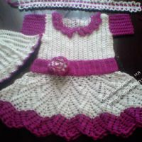 Детское платье — работа Ирины