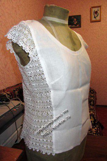 Ткань + вязание | Записи в