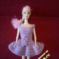 Вязание для кукол — работы Риты
