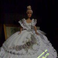 Платья для Барби — работы Нади