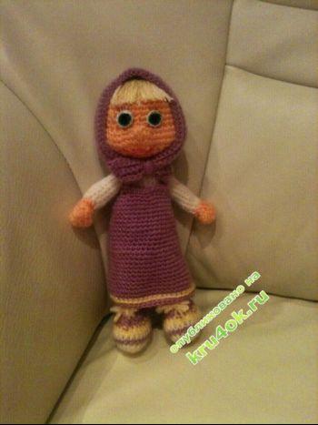 Кукла Маша