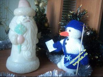Снеговик — почтальон