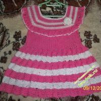 Детское платье — работа Инны