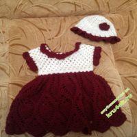 Детское платье — работа Натальи