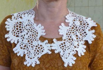 Работы Натальи Самойловой. Вязание крючком.