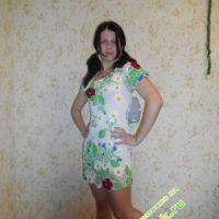 Платье Цветочная поляна
