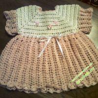 Детское платье — работа Елены