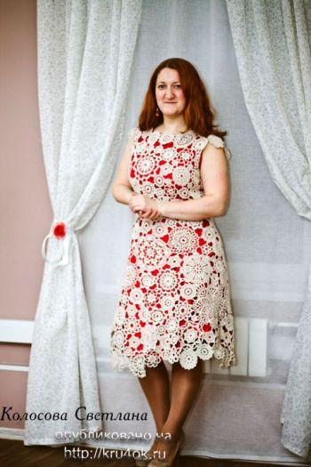 Кружевное платье Свадебное