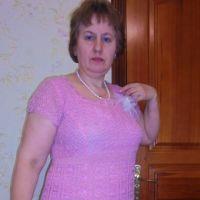 Вязаное крючком платье — работа Галины Сергеевой