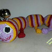 Вязаные игрушки — работы Галины