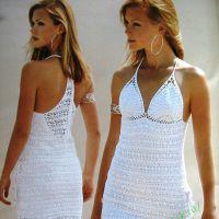 Элегантное летнее платье