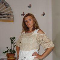 Вязаная крючком туника — работа Татьяны Шевченко