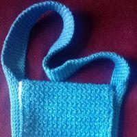 Детская сумочка крючком — работа Светланы